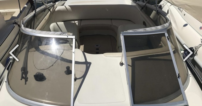 Hire Motorboat with or without skipper Cranchi Marina di Stabia