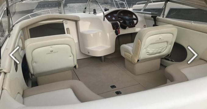 Rental yacht Marina di Stabia - Cranchi Ellipse 21 on SamBoat