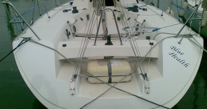 Jeanneau One Design 35 between personal and professional Sottomarina