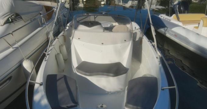 Boat rental Gapeau cheap Flyer 650 Open