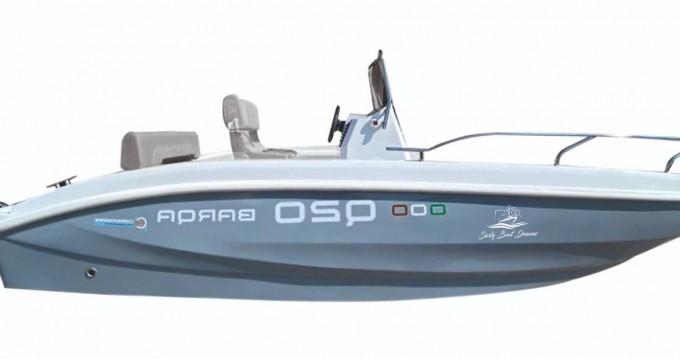 Boat rental Barqa Q20 in Castellammare del Golfo on Samboat
