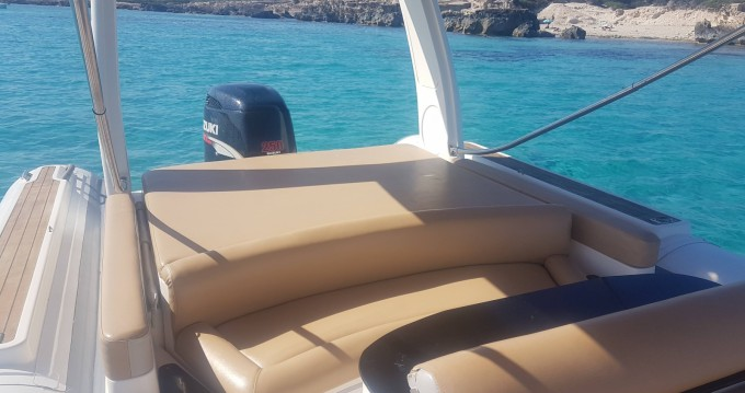 Hire RIB with or without skipper Bwa Ibiza Town