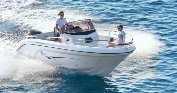 Boat rental Trogirski Zaliv cheap Voyager 21 S