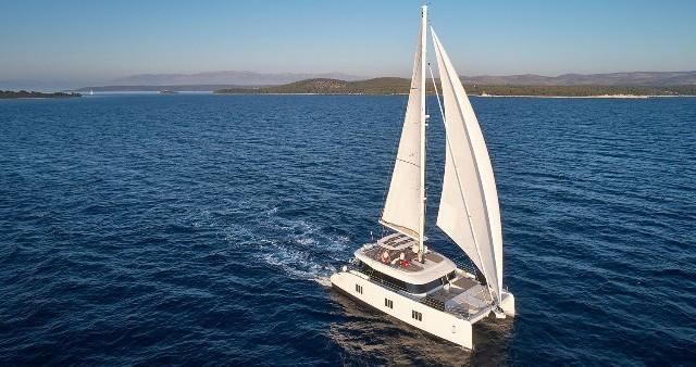 Rental yacht Rogoznica - Sunreef Sunreef 60 on SamBoat