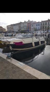 Rental Motorboat in Martigues - Pegazus Pegazus 550