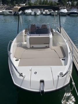 Rental Motorboat in L'Estaque - Quicksilver Activ 555 Open Edition Smart