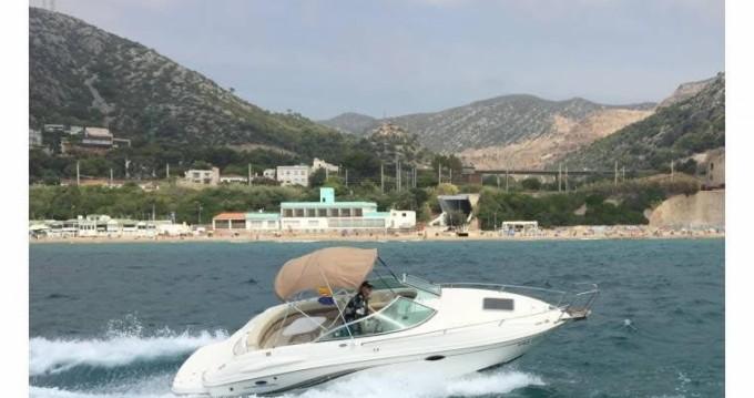 Rental yacht Port Ginesta - Chaparral Chaparral 235 SSI on SamBoat