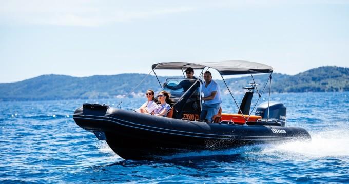 Boat rental Brig Eagle 6.7 in Zadar on Samboat