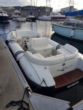 Rent a Castoldi Jet Tender 21 Zadar