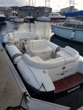 Hire RIB with or without skipper Castoldi Zadar