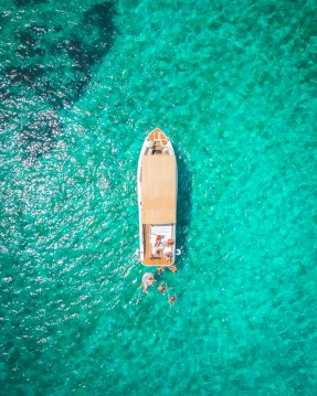 Rental Motorboat in Split - Mercan Parasailing 34
