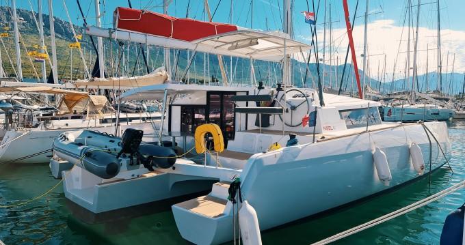Hire Catamaran with or without skipper  Kaštel Gomilica