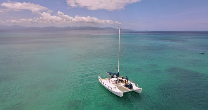 Boat rental Port-Louis cheap Pahi 42