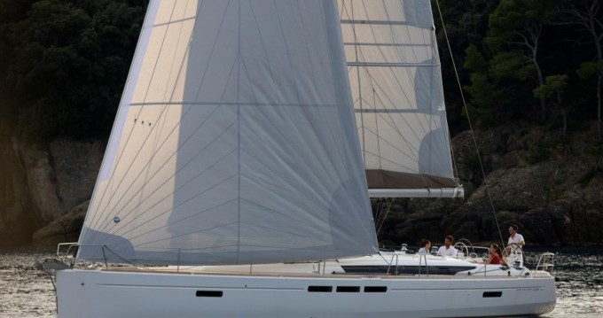 Hire Sailboat with or without skipper Jeanneau Ibiza Island
