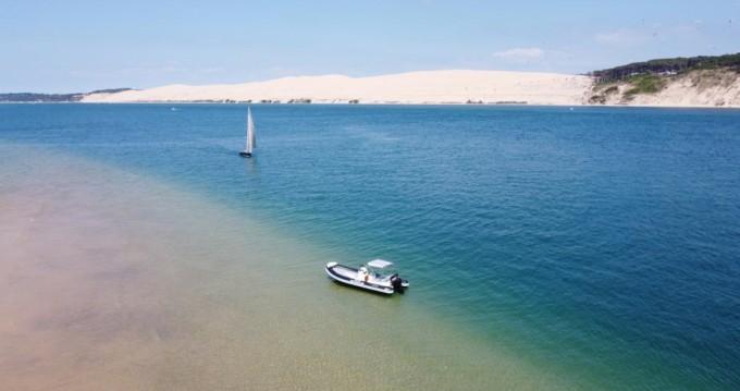Boat rental Nautica Led Nautica Led 680 in Port de la Vigne on Samboat