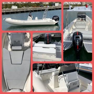 Boat rental Castellammare di Stabia cheap 150 HP