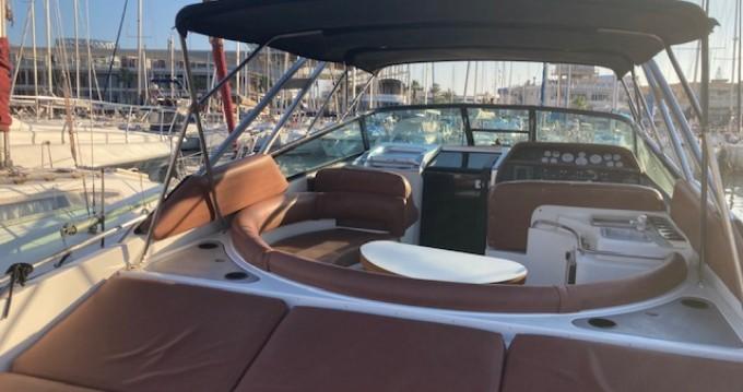 Boat rental Ibiza Town cheap Sea Ray 390