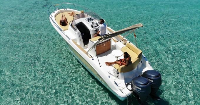 Rental Motorboat in Ibiza Island - Sessa Marine Key Largo 30