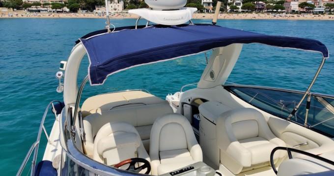 Rental Motorboat in Sant Feliu de Guíxols - Cranchi Endurance 41
