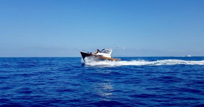 Boat rental Sorrento cheap Jeranto 750 Classic