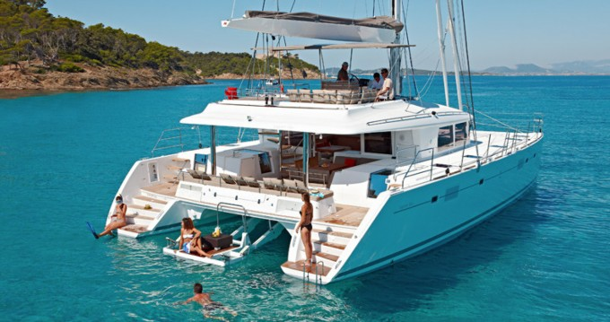 Rental Catamaran in Torrevieja - Lagoon Lagoon 50