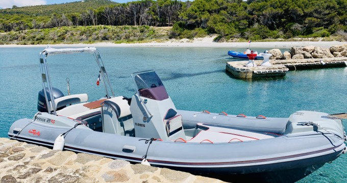 Boat rental Hyères cheap Tempest 626 Luxe