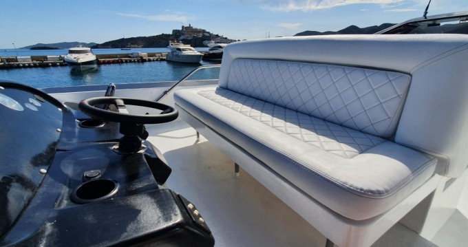 Sunseeker Caribbean 52 between personal and professional Ibiza Town