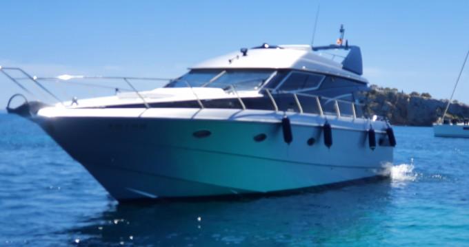 Boat rental Ibiza Town cheap Caribbean 52