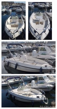 Boat rental Marseille cheap Sunbird open 160