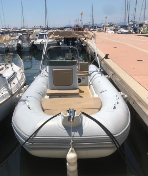 Zodiac Medline 660 between personal and professional Antibes