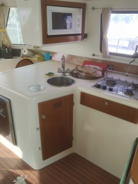 Rental yacht Port-Camargue - Fountaine Pajot Greenland 34 on SamBoat