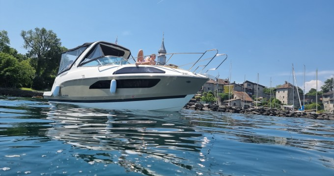 Rental yacht Thonon-les-Bains - Bayliner Ciera 8 on SamBoat