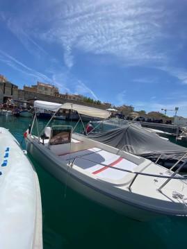 Boat rental Selva Tiller 480 in Antibes on Samboat