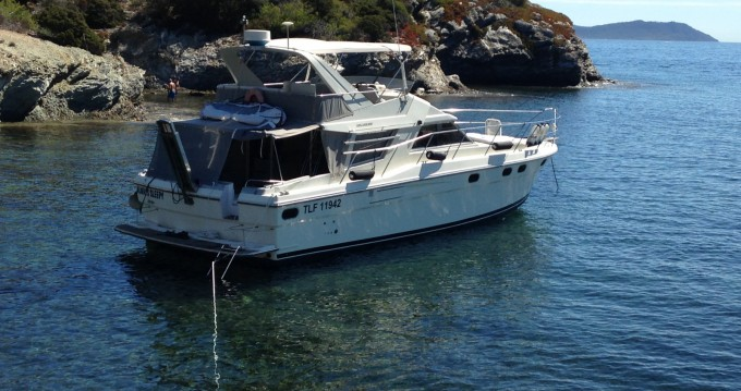 Fairline Fairline 50 Fly between personal and professional Saint-Mandrier-sur-Mer