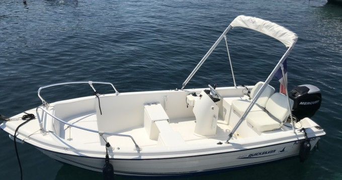 Quicksilver Quicksilver 440 Fish between personal and professional Cannes