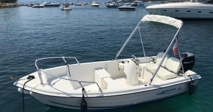 Rental Motorboat in Cannes - Quicksilver Quicksilver 440 Fish