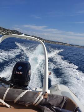 Rental yacht Golfe-Juan - Zodiac Medline on SamBoat