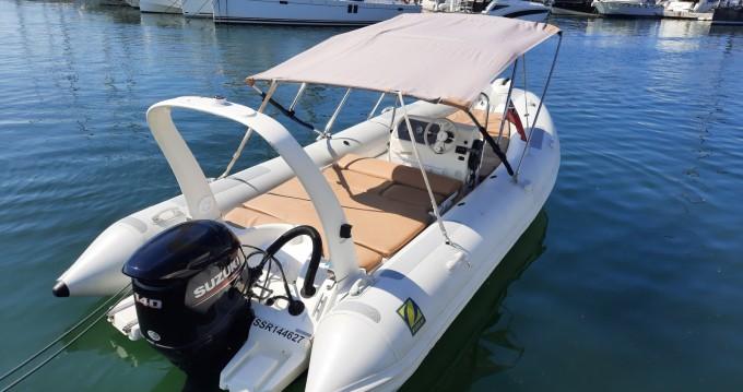 Boat rental Zodiac Medline in Golfe-Juan on Samboat