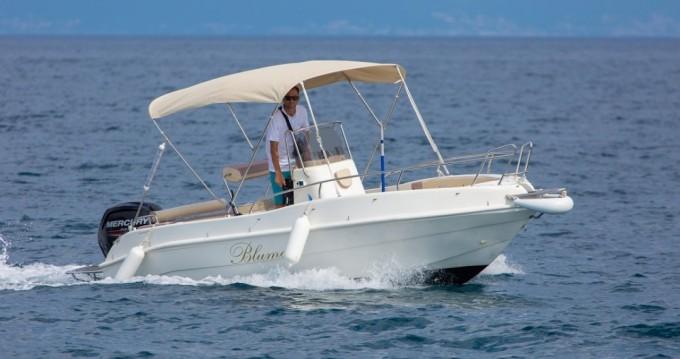 Rental yacht Malinska - Blumax 550 Open on SamBoat