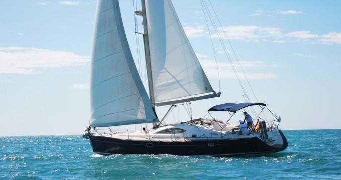 Boat rental Jeanneau Sun Odyssey 49 DS in Santa Pola on Samboat