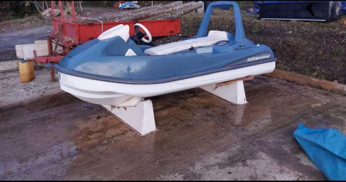 Rental Jet Ski in Livorno - Surmarine Cayman 340