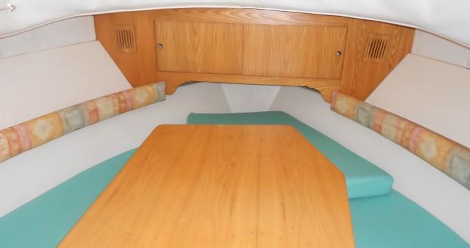 Boat rental Digoin cheap Fred 700