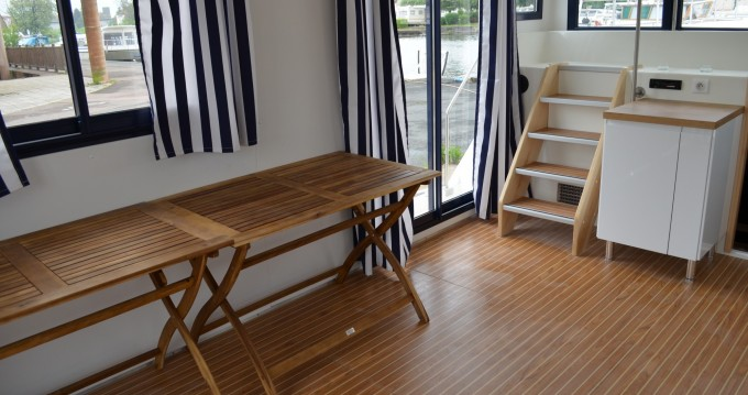 Rental Canal boat in Carcassonne - Proprietaire LaPeniche P
