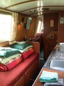 Boat rental Staffordshire cheap Olivia Ginger