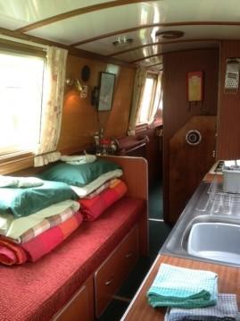 Boat rental Classic Alice Elisabeth in Staffordshire on Samboat