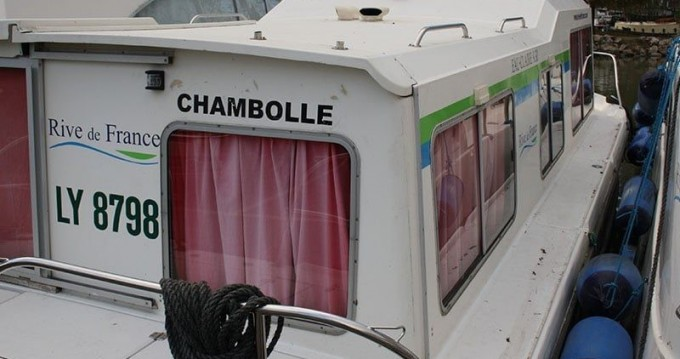 Rental Canal boat in Redon - Low Cost Eau Claire 930
