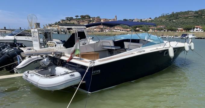 Motorboat for rent Castiglione della Pescaia at the best price