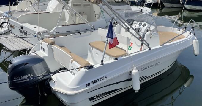 Rental yacht Mandelieu-la-Napoule - Jeanneau Cap Camarat 5.1 CC Style on SamBoat