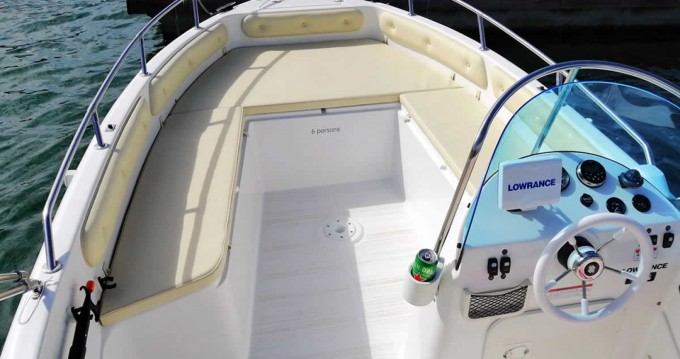Hire Motorboat with or without skipper Cobra Zadar