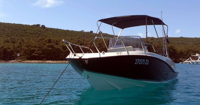 Hire Motorboat with or without skipper Quicksilver Zadar